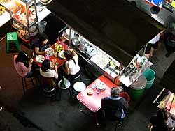 Street Food Tables