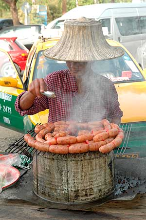 Sour Sausage Vendor