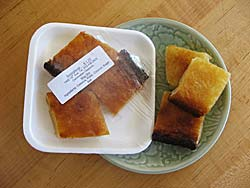 Cassava cakes from Mithapheap Market