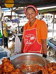 Fried Chicken Vendor