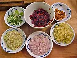 Thai Ingredients, Ready to Pound