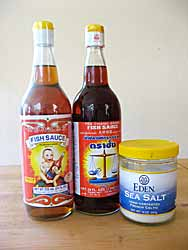 Thai Salty Flavors