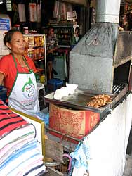 Grilled Pork Vendor