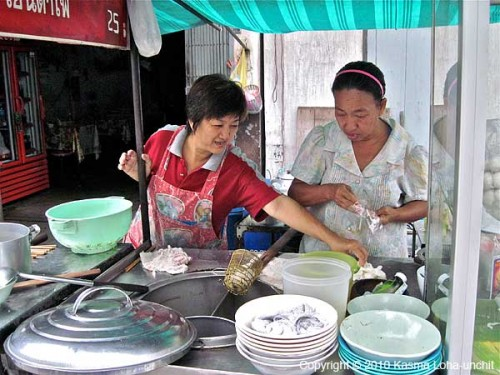 Pork Soup Vendor