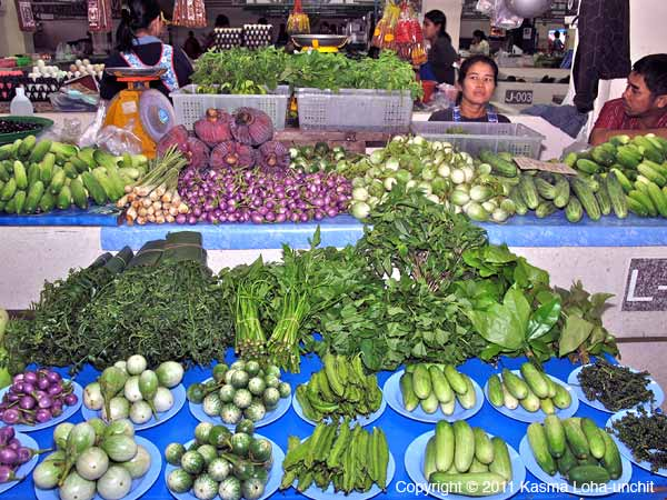 Another Vegetable Vendor
