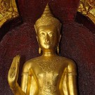 Close-up of Buddha Statue thumbnail
