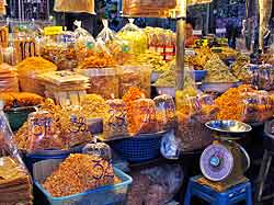 Dried Food Stall