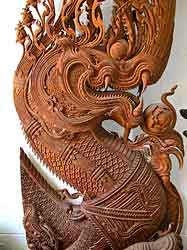 Carved Dragon