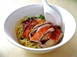 Roast Duck Noodles