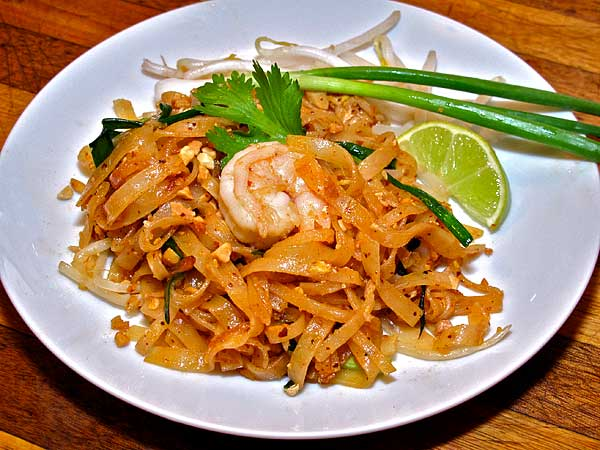 Thai Noodles - Cook Diary