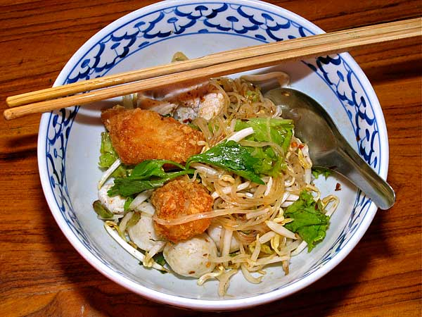 Hot & Sour Noodles