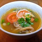 Hot and Sour Prawn Soup thumbnail