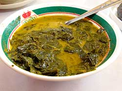 Acacia Leaf Curry
