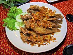 Turmeric Fried Fish