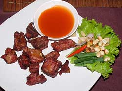 Fried Pork Ribs
