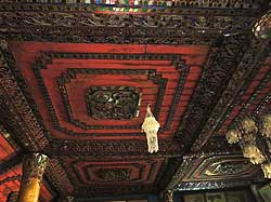 Temple Ceiling #1