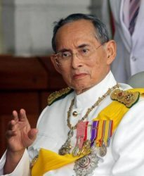 King Rama IX