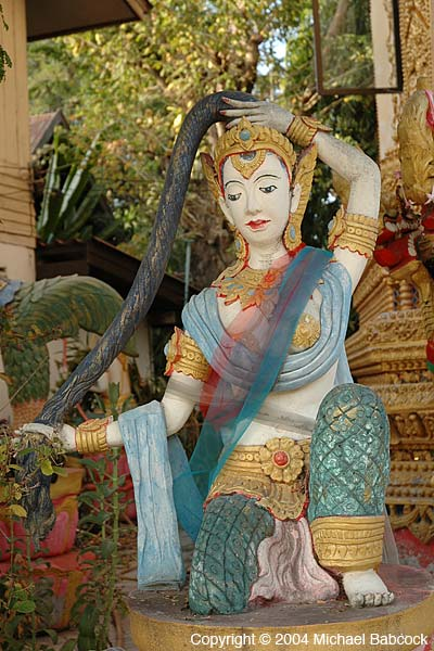Earth Mother Goddess (Wednesday Photo) « Thai Food and