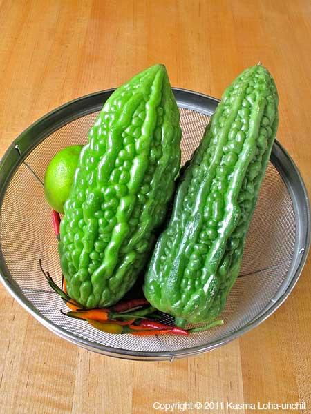 bitter melon information
