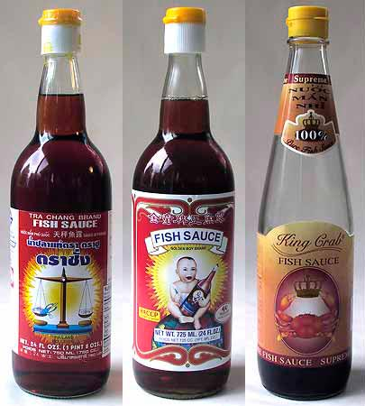 Good brands of fish sauce