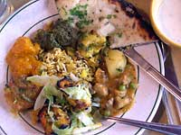 Lahore Some food at Lahore