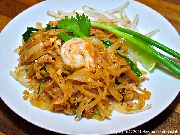 Pad Thai – Thai-Style Stir-Fried Noodles