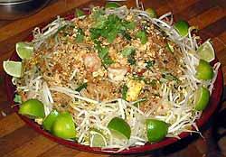 Kasma's Pad Thai