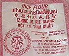 Rice Flour Package