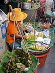 Street food vendor (hawker)