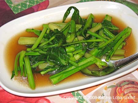 Stir fried asian broccoli for Asian cuisine indian and thai food page